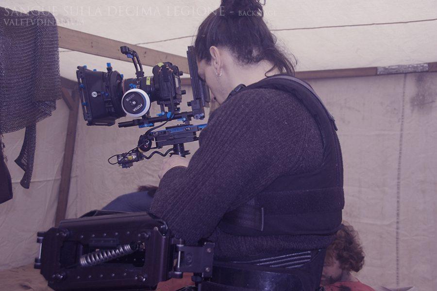 Sangue sulla Decima legione – Film backstage & Foto di scena