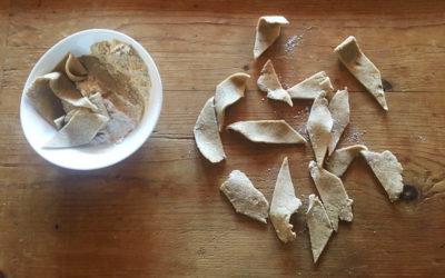 La pasta più antica… Marco Polo? No, i Greci…