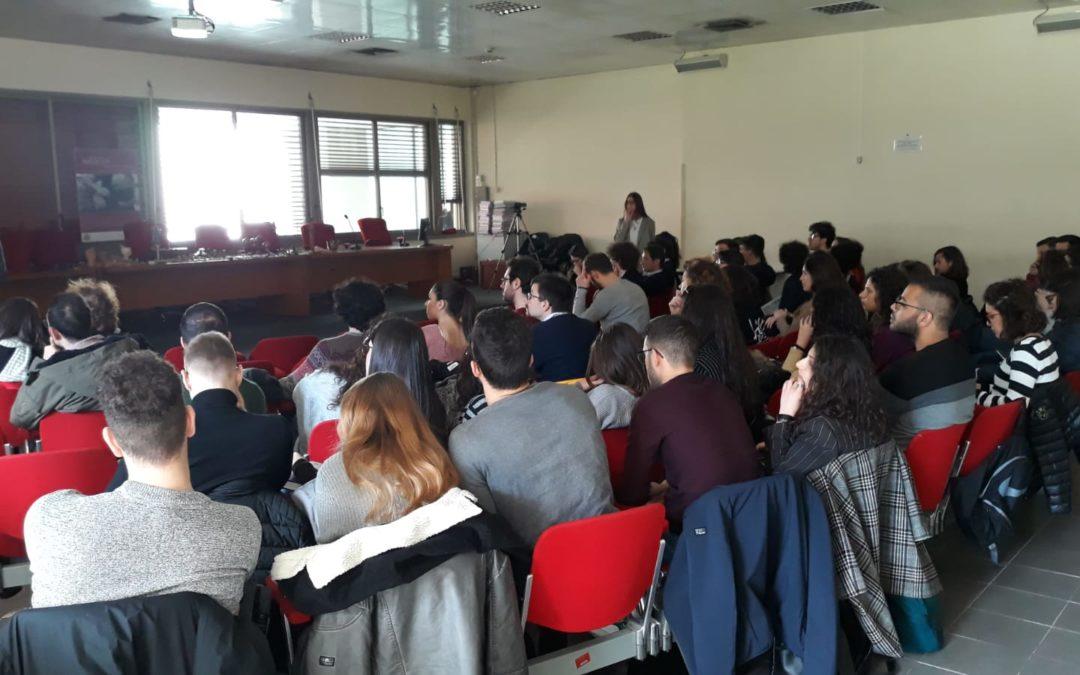 Lectio Magistralis – Università degli Studi di Salerno 2019