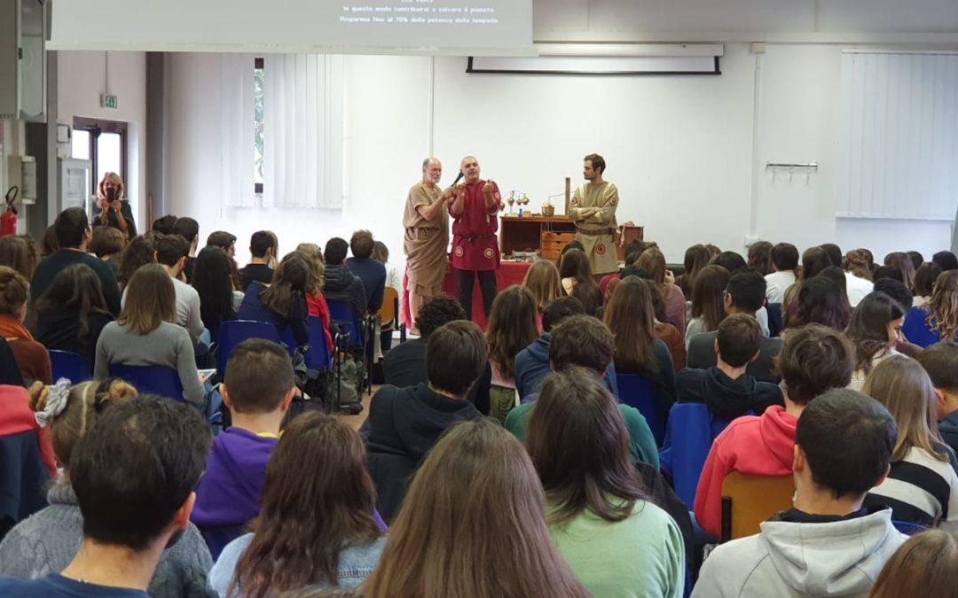 Lectio Magistralis – Università La Sapienza 2019