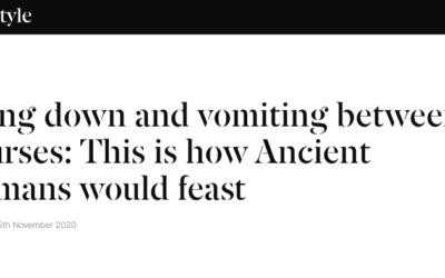 I banchetti romani… Come si svolgevano. CNN.com