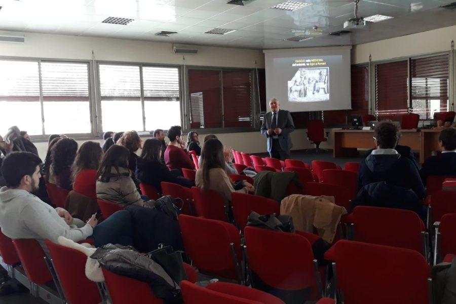 LECTIO MAGISTRALIS – Salerno