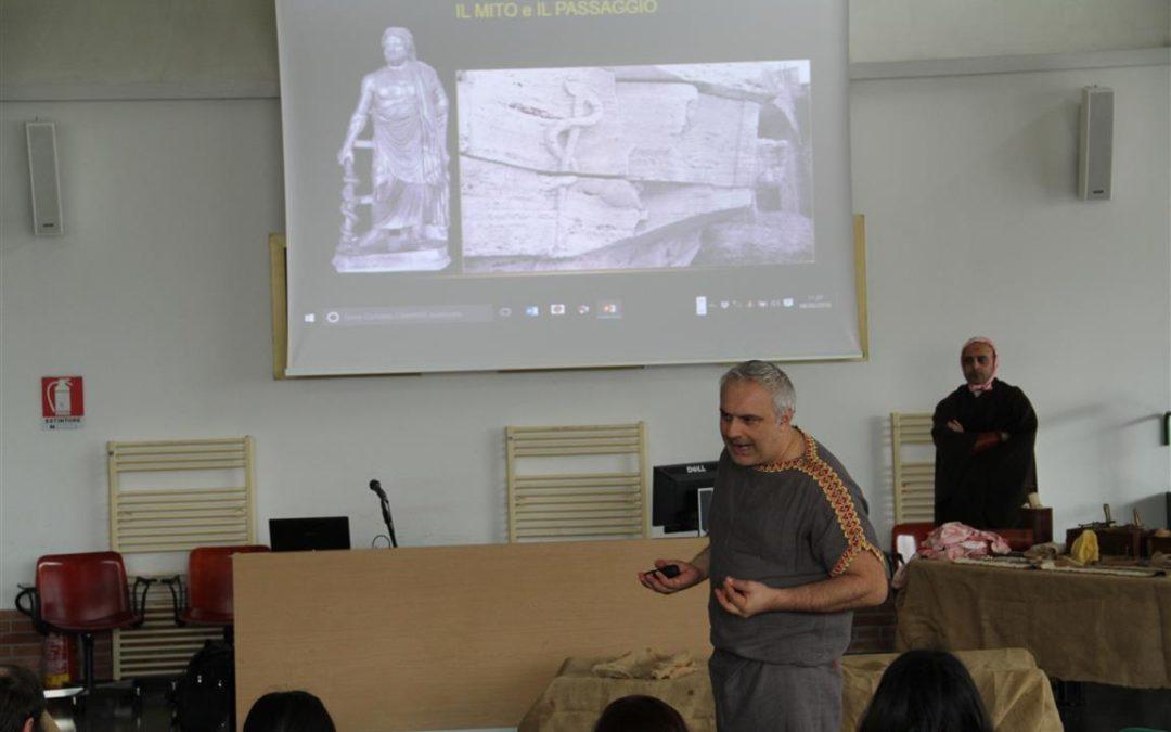 Lectio Magistralis – Università degli Studi di Salerno 2016