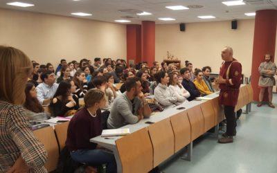 Lectio Magistralis – Università La Sapienza 2018